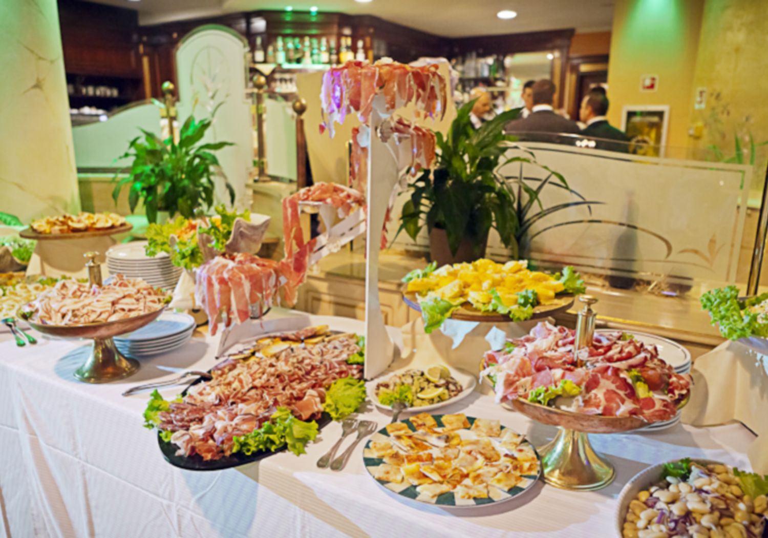 Matrimoni a buffet