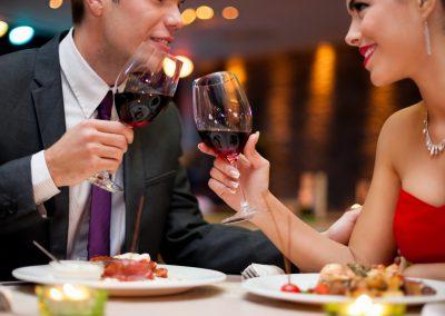 cena coppia milano