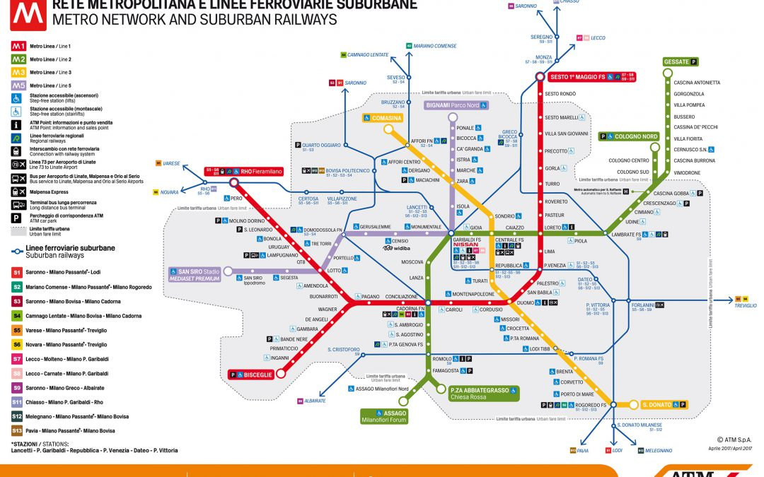 vicino metropolitana linea verde Milano