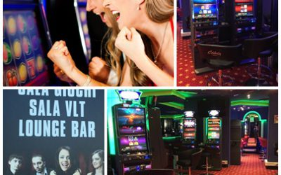 Unico Hotel con Sala Slot e Poker in Italia
