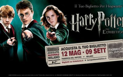 Offerta Hotel a Milano Harry Potter