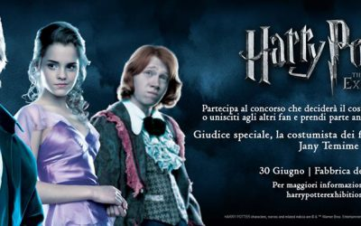 Hotel per la mostra Harry Potter Exhibition 2018: il nostro albergo si veste da Harry Potter