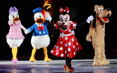 Offerta Hotel Disney on Ice ASSAGO 2018