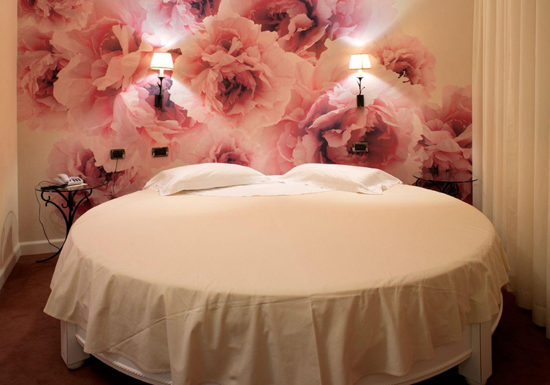 Suite con vasca idromassaggio in camera milano - Vasca da bagno romantica ...