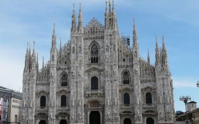 Pasqua e Pasquetta 2015 in Lombardia … Il Duomo di Milano