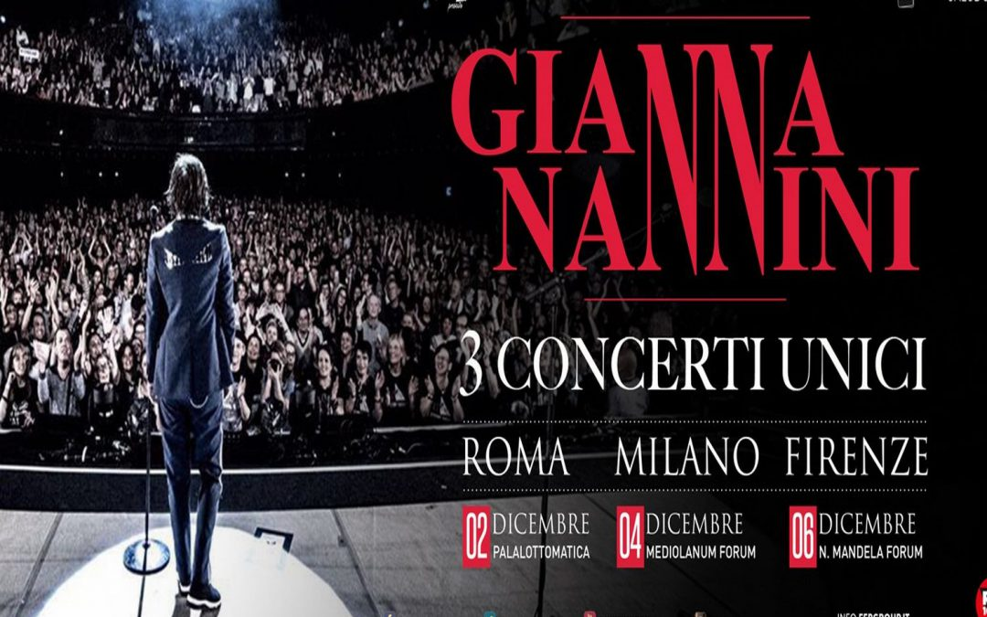 Offerta Hotel Gianna Nannini ASSAGO Milano 2017