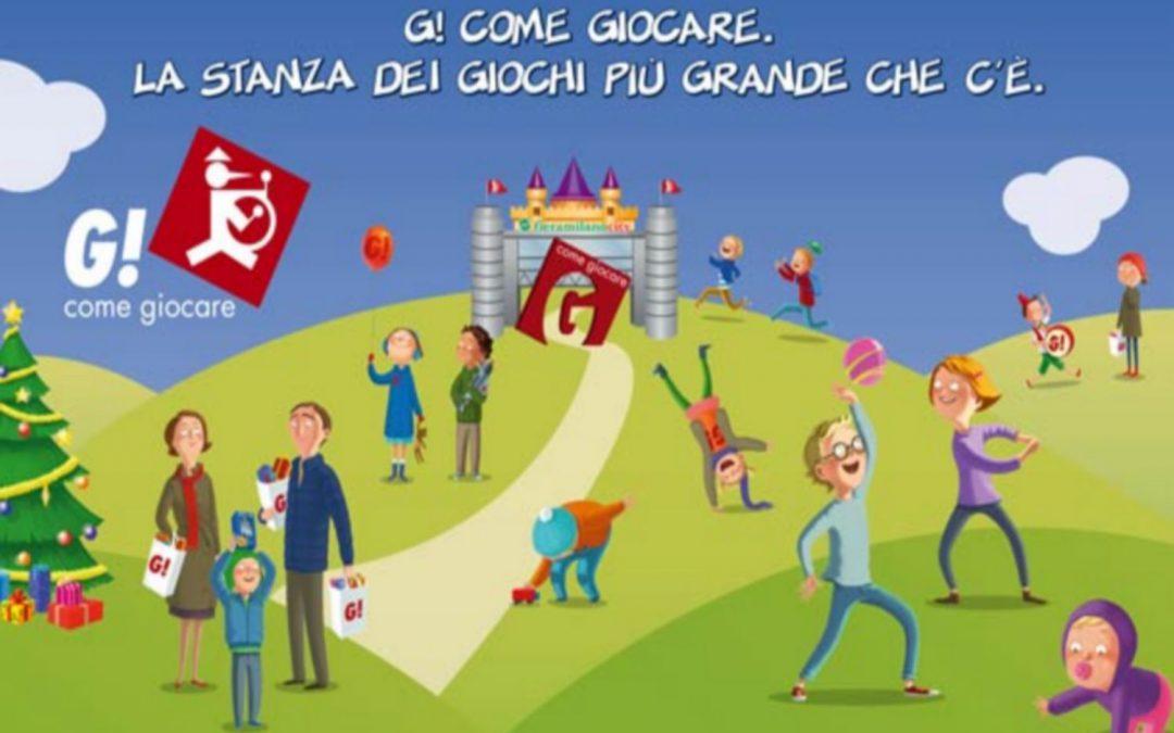 Offerta Hotel vicino G! Come giocare Milano 2017