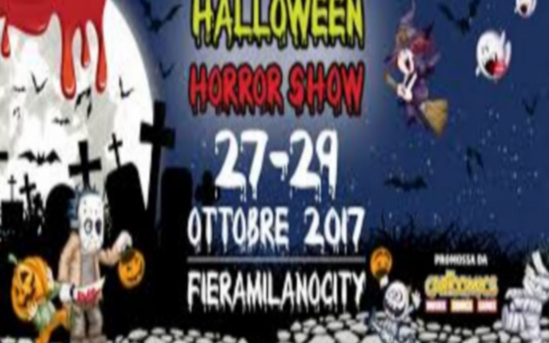 Offerta Hotel vicino Halloween horror show Milano 2017