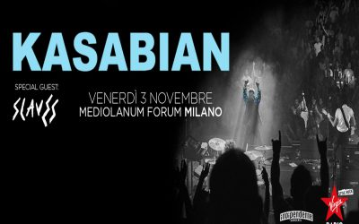 Offerta Hotel Kasabian ASSAGO Milano 2017