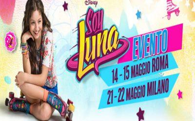 Offerta Hotel Soy Luna  ASSAGO Milano 2018