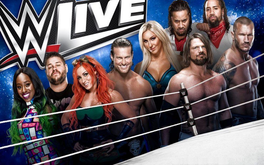Offerta Hotel WWE live 2017 ASSAGO Milano 2017