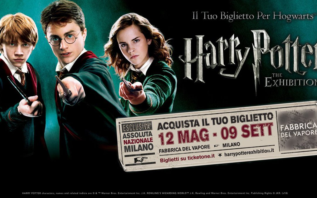 Hotel per Harry Potter Milano